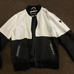 Men's Guess Bomber Jacket
